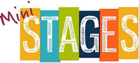 Logo mini-stages